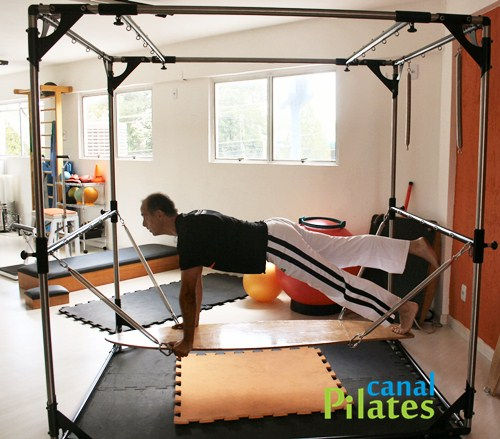 balance training unit pilates