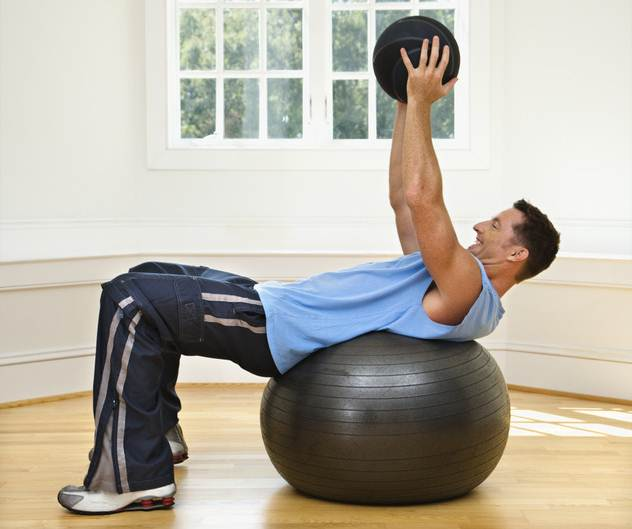 bola medicinal pilates