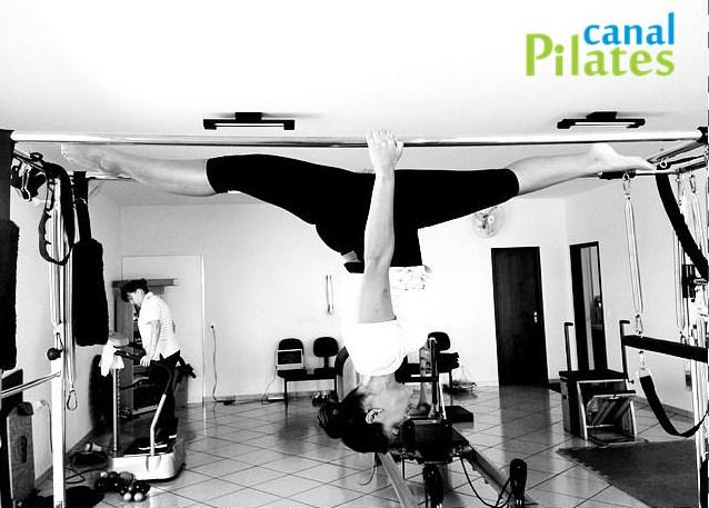 posição cadillac pilates