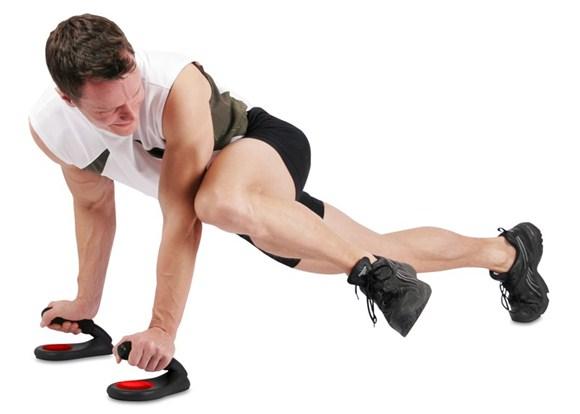 exercício pernas apoio flexão