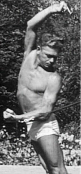 joseph exercício braço