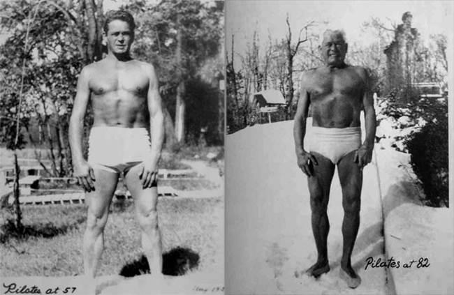 joseph pilates 57 anos 82 anos