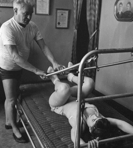 joseph pilates aula membros inferiores 2