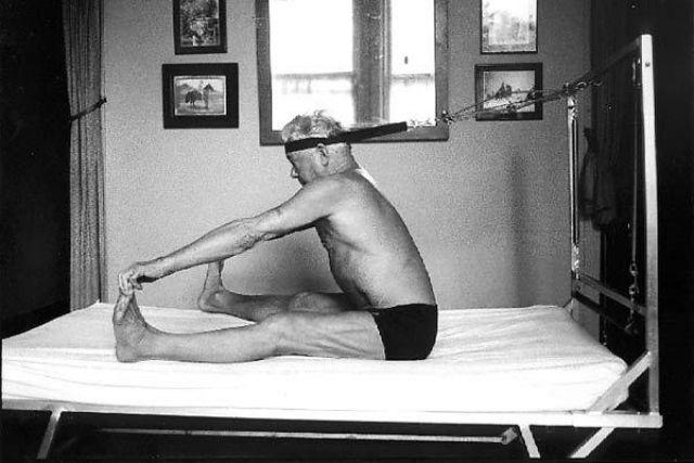 joseph pilates cama