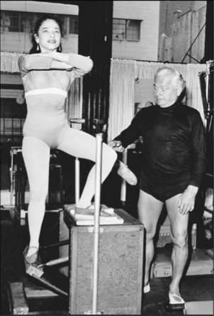 joseph pilates chair