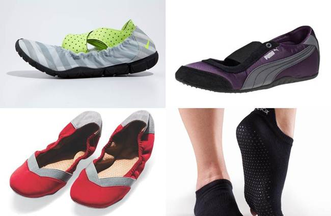 sapatilhas pilates
